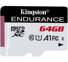 Kingston Micro SDXC 64GB Endurance UHS-I SDCE/64GB