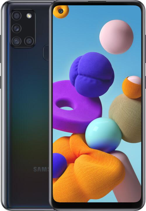 Samsung Galaxy A21s, 4GB/128GB, Black