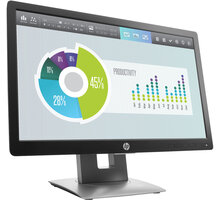 "HP EliteDisplay E202 - LED monitor 20"" - M1F41AA"
