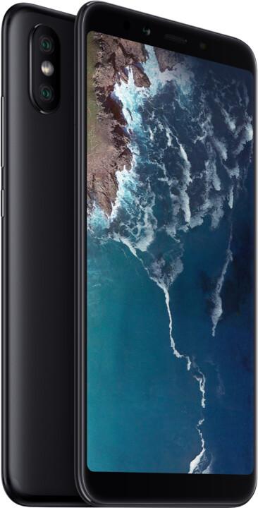 Xiaomi Mi A2 - 64GB, černá
