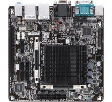 GIGABYTE J3455N-D3H - Intel J3455  + 100Kč slevový kód na LEGO (kombinovatelný, max. 1ks/objednávku)