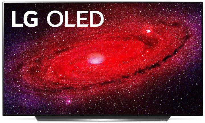 LG OLED55CX - 139cm
