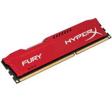 HyperX Fury Red 8GB DDR4 3200