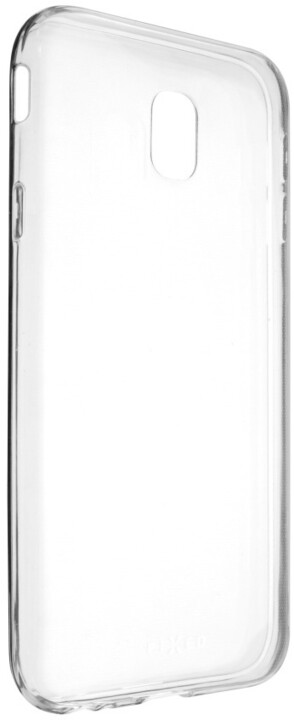 FIXED gelové TPU pouzdro pro Samsung Galaxy J3 (2017), bezbarvé