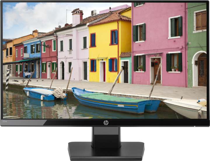 HP 22w - LED monitor 22""