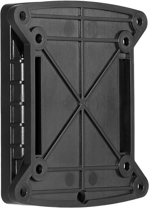 Meliconi 580418 Slim CME ES 100 nástěnný držák na TV, černá