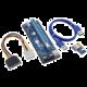 ANPIX redukce PCIe x1 na PCIe x16 (pouze pro těžbu kryptoměny) - ver009s molex