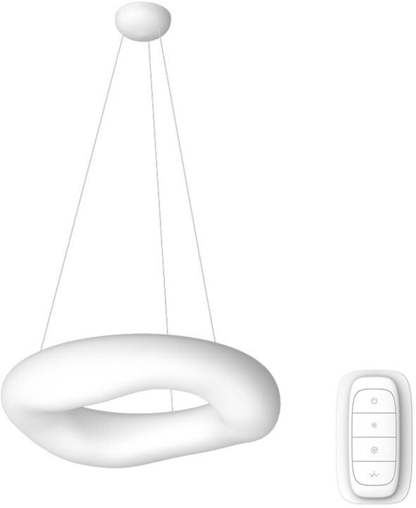 IMMAX NEO PULPO Smart závěsné svítidlo 91cm 60W bílé Zigbee 3.0