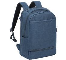 """RivaCase 8365 carry-on cestovní batoh na notebook 17.3"""", modrá - RC-8365-BU"""