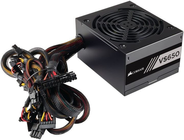 Corsair VS Series VS650 (v.2018) - 650W