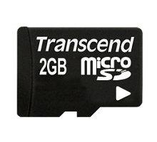 Transcend Micro SD 2GB - TS2GUSDC
