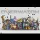 Plakát Overwartch - Anniversary Line Up