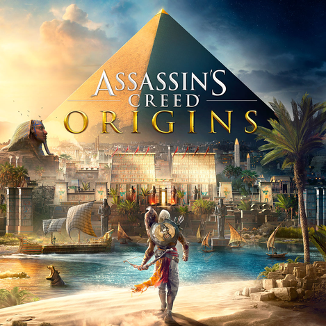 Assassin's Creed: Origins v ceně 1149,-