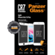 PanzerGlass Edge-to-Edge pro Apple iPhone 6/6s/7/8 Plus, bílé CR7