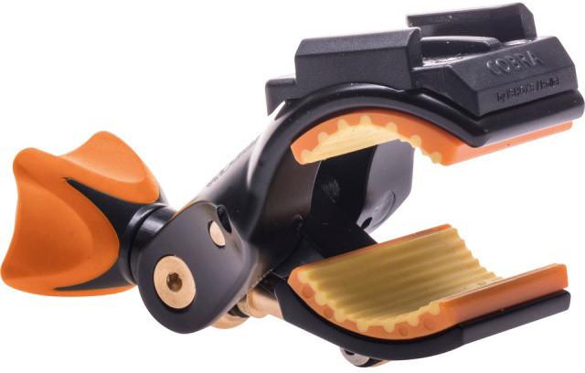 Rollei profesionální držák Cobra pro kamery ROLLEI a GoPro, černá