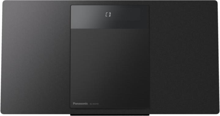 Panasonic SC-HC410EG, černá