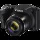 Canon PowerShot SX420 IS, černá O2 TV Sport Pack na 3 měsíce (max. 1x na objednávku)