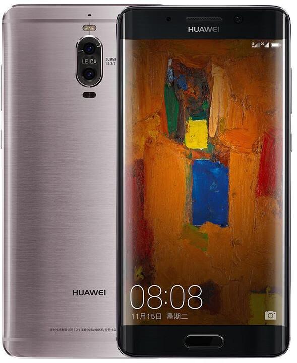 Huawei Mate 9 Pro, Dual Sim, šedá