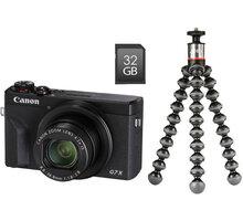 Canon PowerShot G7 X Mark III, Vlogger Kit - 3637C027