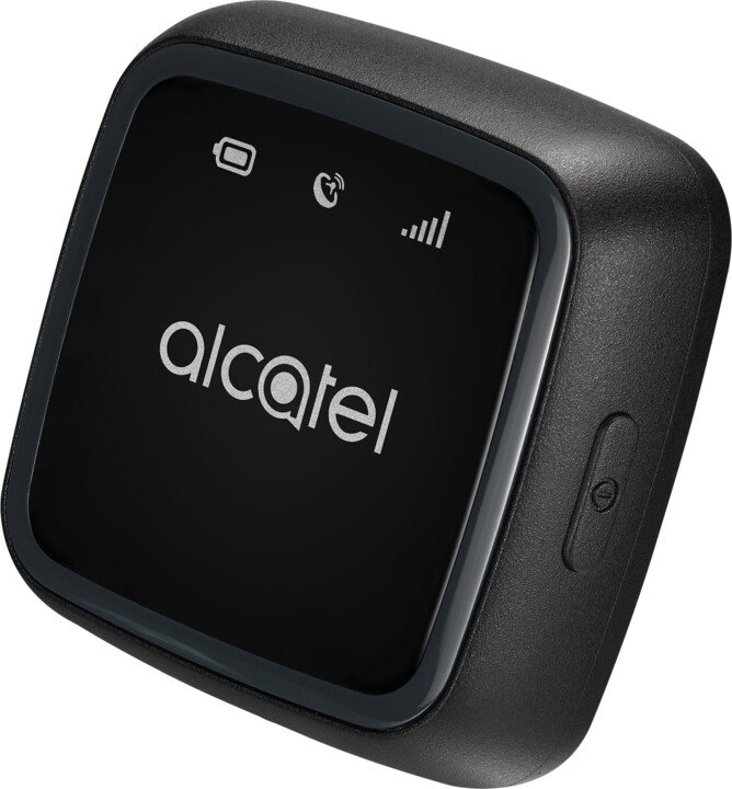 ALCATEL MOVETRACK, Pet verze, Black, MK20