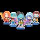 Figurky League of Legends - Pool Party Set