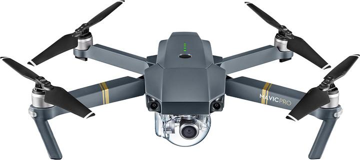 DJI kvadrokoptéra - dron, DJI - Mavic Pro