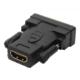 Club3D DVI-D na HDMI 1.3, pasivní adaptér