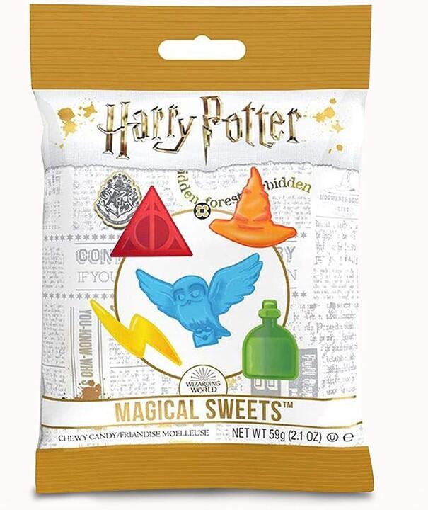 Harry Potter Magická cukrátka 59g sáček