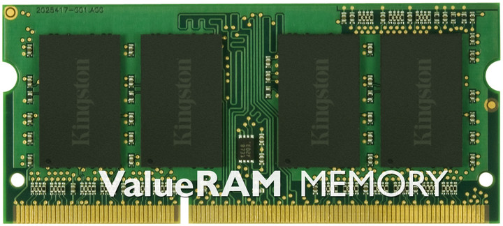Kingston Value 4GB DDR3 1600 CL11 SO-DIMM