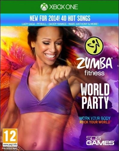 Zumba Fitness 4: World Party (Xbox ONE)