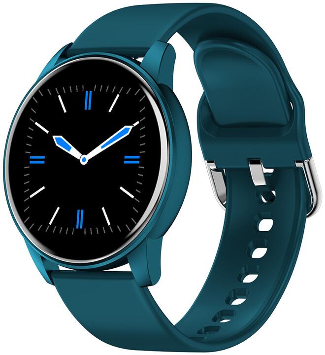 CUBE1 Smart Bracelet ZL01s, Blue