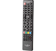 Nedis univerzální dálkové ovládání pro televize Panasonic - TVRC40PABK