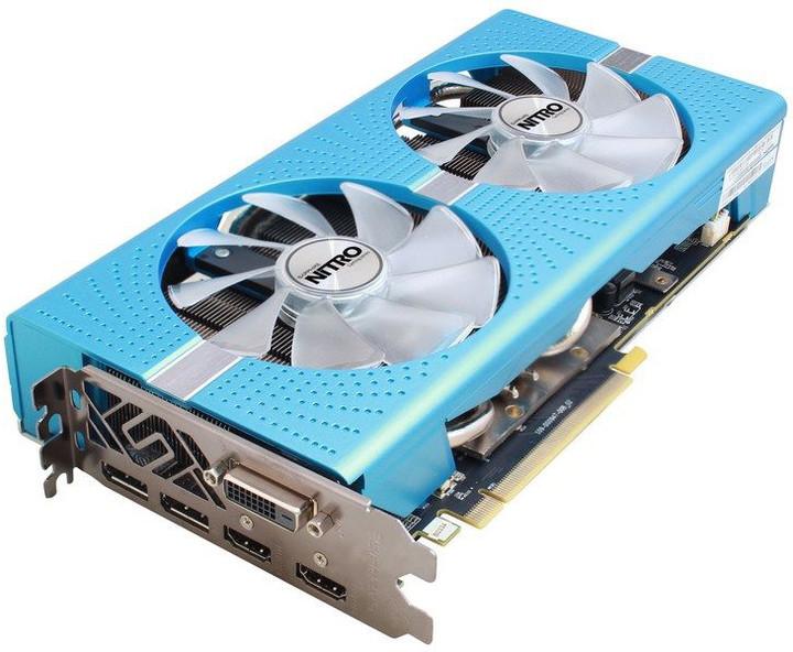 Sapphire Radeon NITRO+ RX 580 8GD5 Special Edition, 8GB GDDR5 (Samsung memory x)