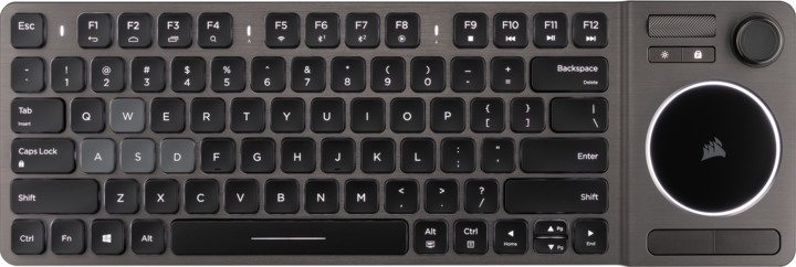 Corsair K83 Wireless, US