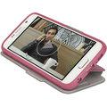 Moshi SenseCover pouzdro pro Samsung Galaxy S6, růžová