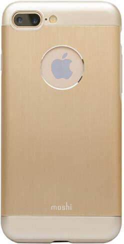 Moshi Armour pouzdro pro Apple iPhone 7 Plus, zlatá