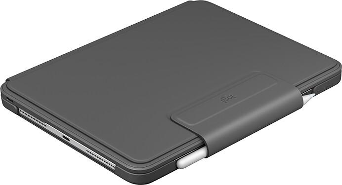 Logitech Slim Folio pouzdro pro iPad Pro 11-inch (3rd generation) Graphite-UK-INTNL