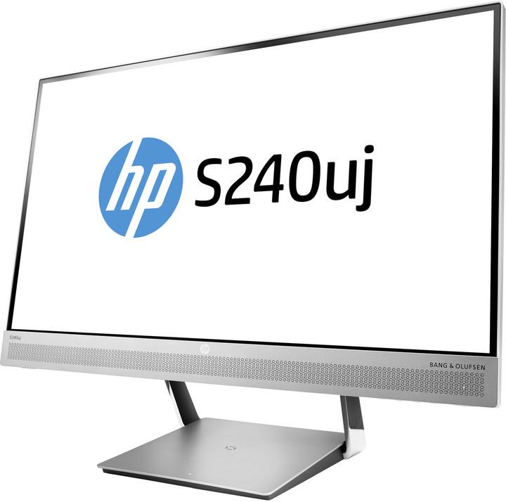 "HP EliteDisplay S240uj - LED monitor 24"""