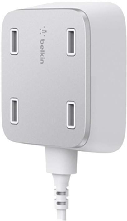 Belkin USB 230V Family rockstar - 4-portová USB nabíječka 5,4A