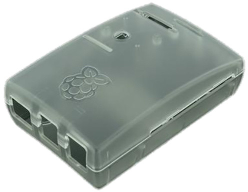 Raspberry Pi Case, transparentní