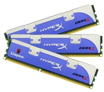 Kingston HyperX 12GB (3x4GB) DDR3 1600 XMP