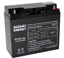 GOOWEI ENERGY OTL20-12 - VRLA GEL, 12V, 20Ah