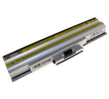 Patona baterie pro Sony VGP-BPS13 4400mAh Li-Ion 11,1V stříbrná - PT2319