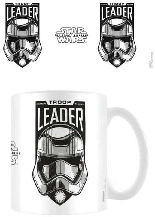 Hrnek Star Wars - Phasma Leader