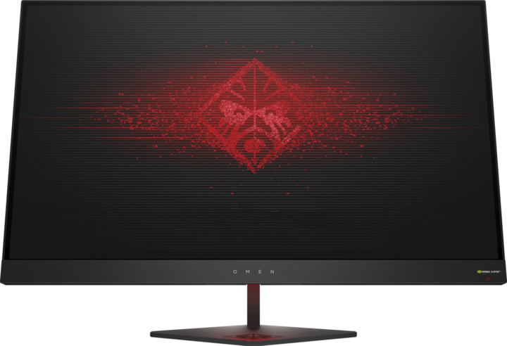 HP OMEN - LED monitor 27""
