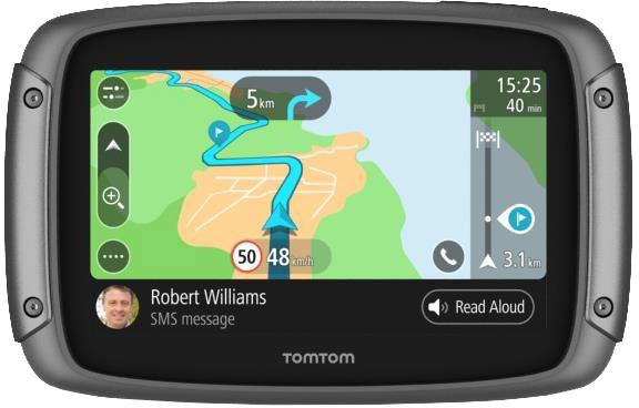 TOMTOM Rider 500 EU, Lifetime mapy