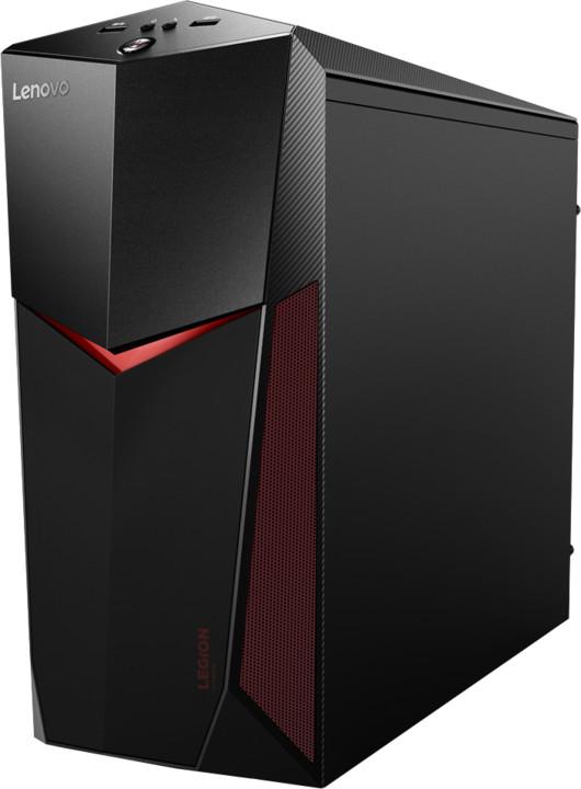 Lenovo Legion Y520 Gaming TWR, černá