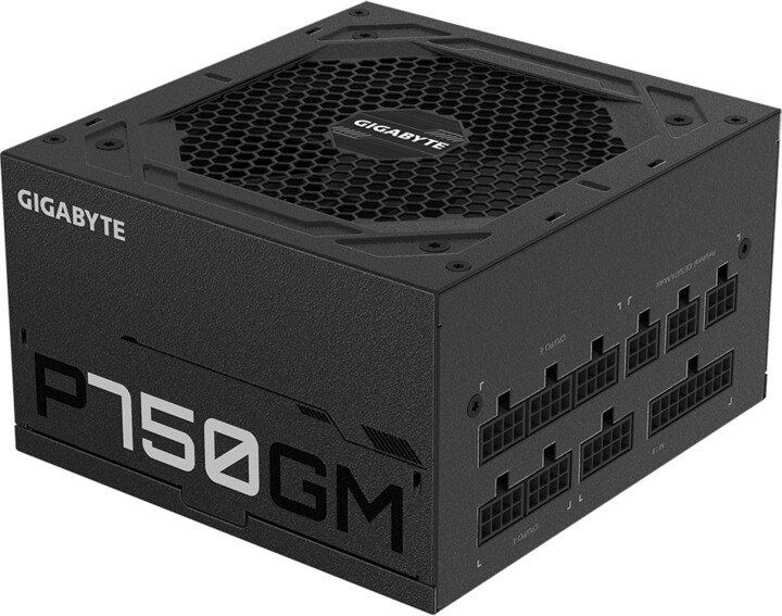 GIGABYTE P750GM - 750W