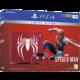Konzole Sony PS4 Slim, 1TB, červená + Spider-Man (v hodnotě 9 990 Kč)