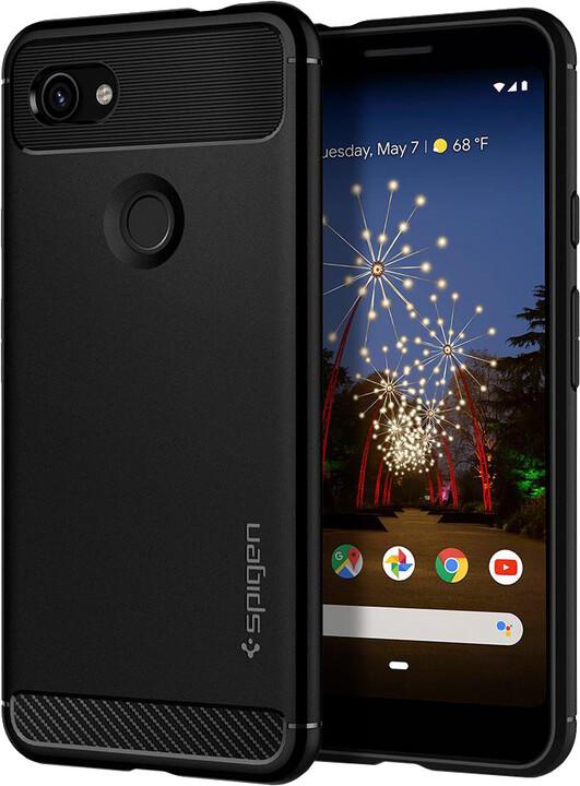 Spigen Rugged Armor Google Pixel 3a, černý